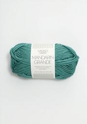 Mandarin grande, sjögrön 7024