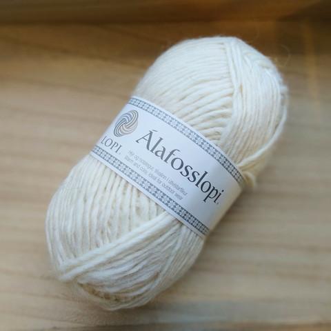 Alafosslopi, white 0051