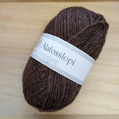Alafosslopi, chocolate heather 0867