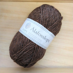 Alafosslopi, acorn heather 0053