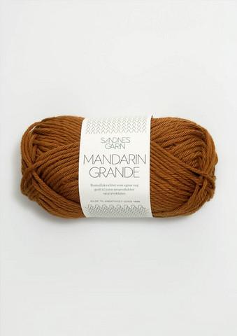Mandarin grande, mörk curry 2336