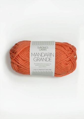 Mandarin grande, oranssi 3316