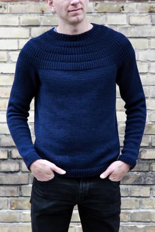 Ankers tröja - my boyfriend's size, ruotsinkielinen ohje