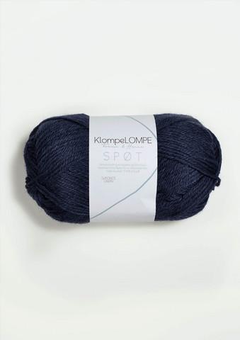 Klompelompe Spøt, midnattsblå 6081