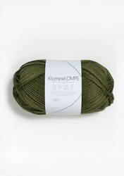 Klompelompe Spøt, olivgrön 9554