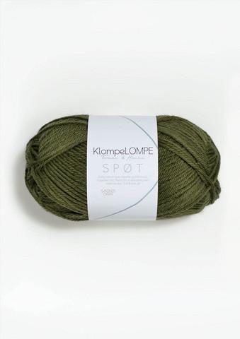 Klompelompe Spøt, oliivinvihreä 9554
