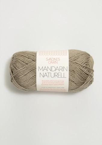 Mandarin Naturell, 2431 hiekka