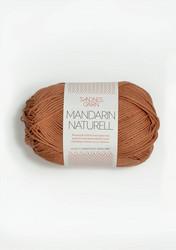 Mandarin Naturell, 2734 bränd sand