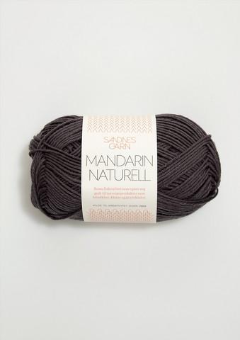Mandarin Naturell, 5870 mörkgrå