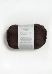 Sandnes Smart, mörkbrun 4071