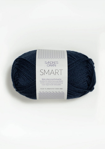 Sandnes Smart, mörkblå 6062