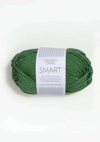 Sandnes Smart, syvä ruohonvihreä 8244