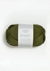 Sandnes Smart, olivgrön 9553