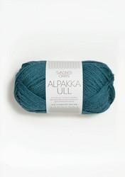Alpakka Ull, petrooli 6553