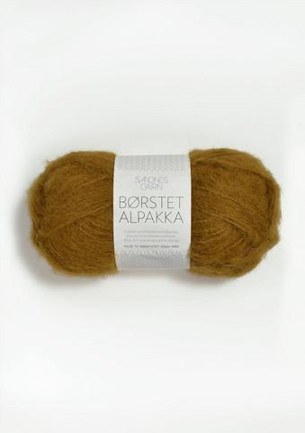 Harjattu Alpakka, tapenade 2153