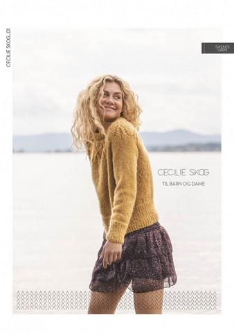Cecile Skog - barn og dame