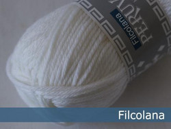 Peruvian Highland Wool, 100 Snow White