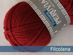 Peruvian Highland Wool, 225 Christmas Red