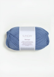 SUNDAY Petite Knit, baby blue eyes 6043
