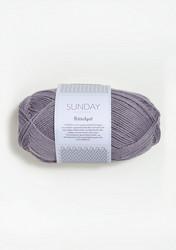 SUNDAY Petite Knit, sumuinen liila 4631
