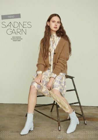 Sandnes mönsterhäfte Trend 2002