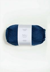 Sandnes Sisu, musteensininen 6063