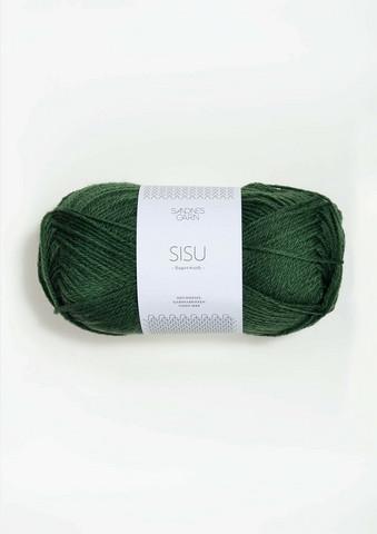 Sandnes Sisu, mörkgrön 8063