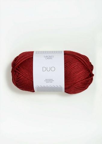 Duo, syvänpunainen 4236