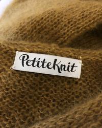 'Petite Knit' märke