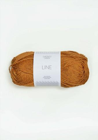 Sandnes Line, ockra 2527