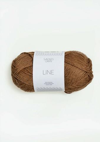 Sandnes Line, gyllenbrun 2553