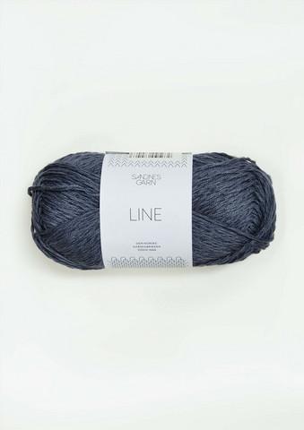 Sandnes Line, tumma harmaansininen 6061
