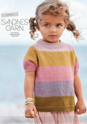 Sandnes mönsterhäfte 2006 Sommer barn