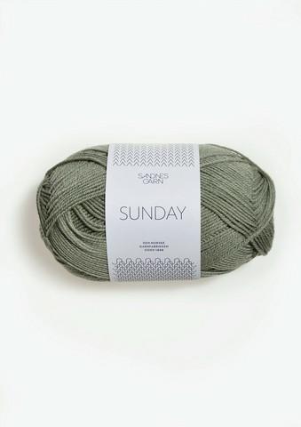 SUNDAY dimmigt ljusgrön 8521