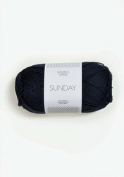 SUNDAY mörkt gråblå 6581