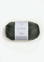 SUNDAY sumuinen oliivinvihreä 9071