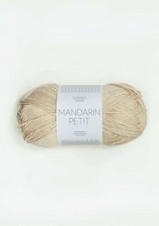 Sandnes Mandarin Petit, mantelinvalkoinen 3011