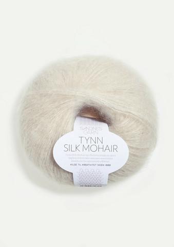 Ohut Silk Mohair, kitti 1015