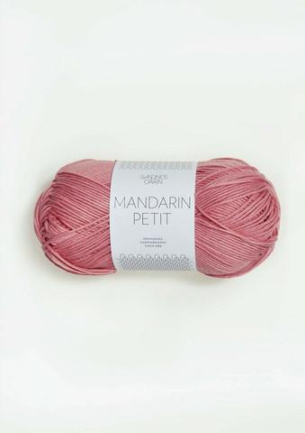 Sandnes Mandarin Petit, roosa 4323