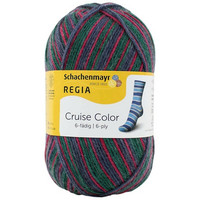 Regia Cruise Color sockgarn, 6207