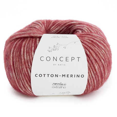 Concept by Katia Cotton Merino, Maroon 125