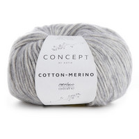Concept by Katia Cotton Merino, Light Grey 106