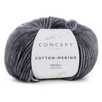 Concept by Katia Cotton Merino, Dark Grey 107