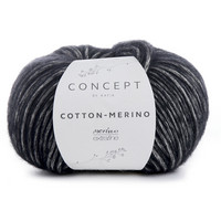 Concept by Katia Cotton Merino, Black 108