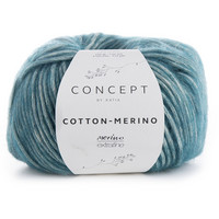 Concept by Katia Cotton Merino, Green Blue 126