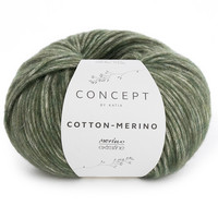 Concept by Katia Cotton Merino, Pale Green 126