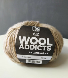 Wool Addicts Air 0026 Beige