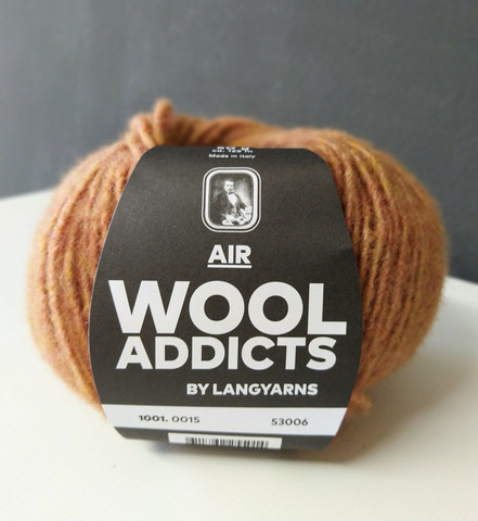 Wool Addicts Air 0015 Syksy