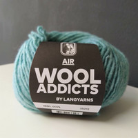 Wool Addicts Air 0074 Aqua