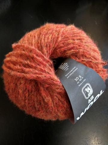 Wool Addicts Air 0075 Burnt Orange